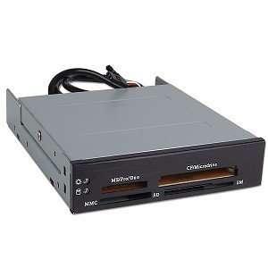 3.5 7 in 1 Internal Card Reader (Black) Electronics