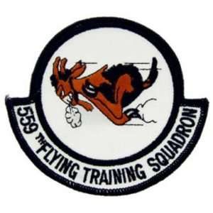 U.S. Air Force 559th Flying Training Squadron Patch 3 1/2