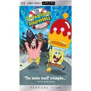 The SpongeBob SquarePants Movie [UMD for PSP] Jeffrey