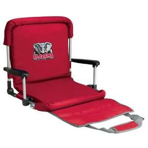 Alabama Crimson Tide NCAA Deluxe Stadium Seat by Northpole Ltd