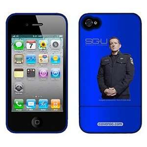 Everett Young Stargate Universe on AT&T iPhone 4 Case by