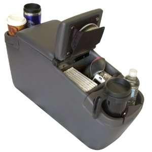 Rampage 39923 Universal Padded Mini Van Storage Console Automotive