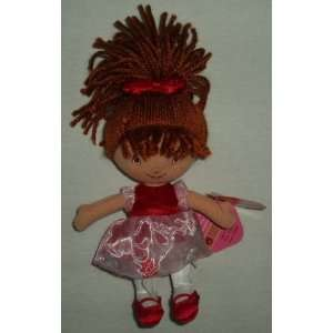 Strawberry Shortcake Mini Plush Doll: Toys & Games