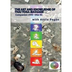Knowledge of Thai Yoga Massage Companion DVD   Disc #2 Movies & TV