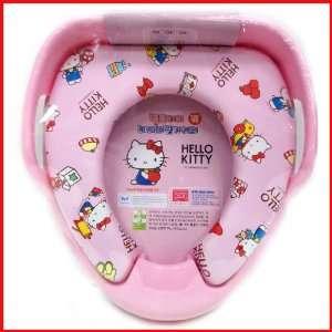 HELLO KITTY BABY TRAINING TOILET Toys & Games