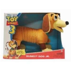 Toy Story 3 Slinky Dog Plush Jr. Case Pack 36