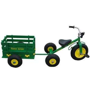 Western Express Tricycle & Wagon Set Toys & Games