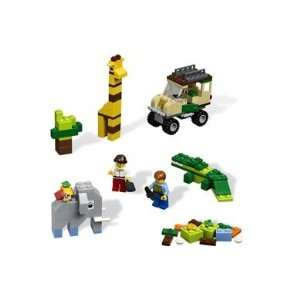 Lego Creator Safari Building Set   4637: Toys & Games