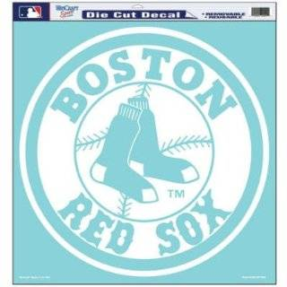 Wincraft Boston Red Sox 18X18 Die Cut Decal