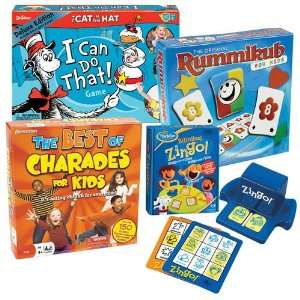 Just for Fun Game Set Toys & Games