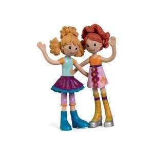 Manhattan Toy Groovy Girl Minis Best Friends Forever Set Toys & Games