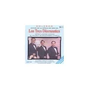 Tres Diamantes Los Vol I, Exitos De Oro, Usted   Corazon