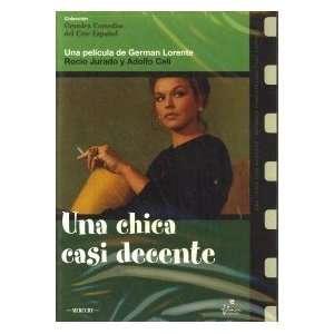 ROCIO JURADO  UNA CHICA CASI DECENTE PAL[DVD Non USA