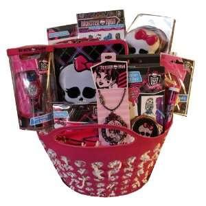 Monster High Ultimate Gift Basket  Ideal For Birthday, Christmas