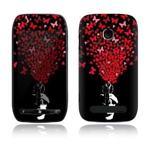 The Love Gun Decorative Skin Cover Decal Sticker for Nokia