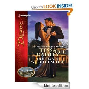 One Dance with the Sheikh (Harlequin Desire): Tessa Radley: