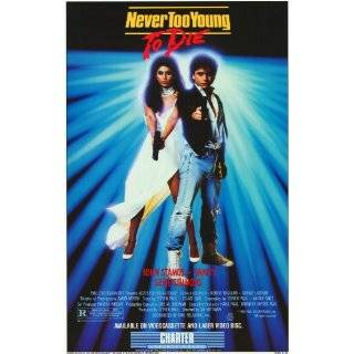 Never Too Young to Die [VHS] John Stamos, Vanity, Gene