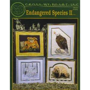 Endangered Species II   Cross My Heart   CSB 74   Counted Cross Stitch