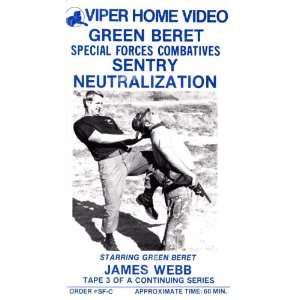 Green Beret Special Forces Sentry Neutralization (VHS