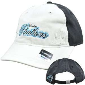 Black Blue Womens Ladies Short Bill Reebok Cap Hat