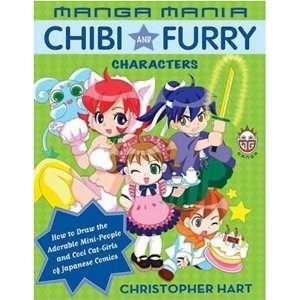 Manga Mania: Chibi and Furry Characters: How to Draw the Adorable Mini