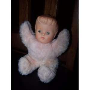 Vintage Douglas Cuddle Toy Doll Rubber Face Everything Else