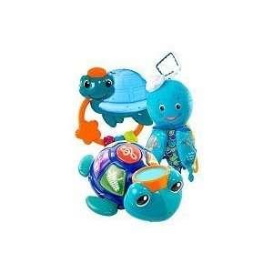 Baby Einstein Baby Neptune Musical Discovery 3 Toy Bonus Set  Toys