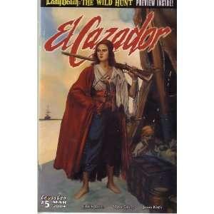 El Cazador, Vol 1 #5 (Comic Book)