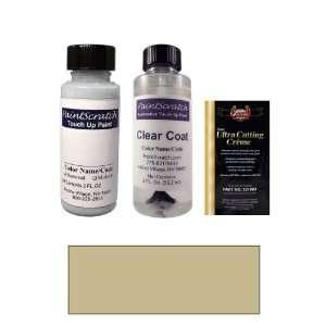 2 Oz. Desert Rock Metallic Paint Bottle Kit for 2006 Honda