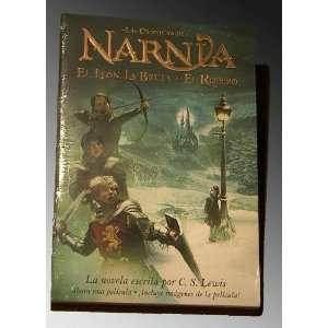 Narnia, El Leon, La Bruja y el Ropero, La Novela: C. S. Lewis: Books