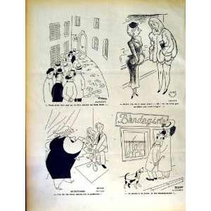 LE RIRE (THE LAUGH) FRENCH HUMOR MAGAZINE ROMANCE: Home & Kitchen