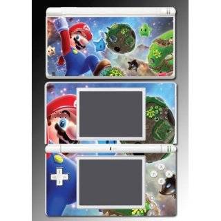 Super Mario Galaxy 2 game Vinyl Decal Cover Skin Protector