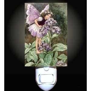 Fairy and Flowers Decorative Night Light