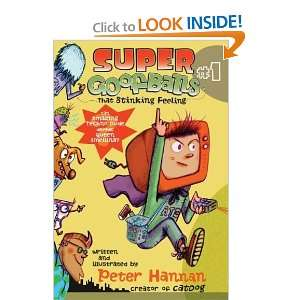 Super Goofballs, Book 1 That Stinking Feeling [Paperback