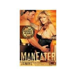 Maneater DVD (starring Janine Lindemulder) Everything Else