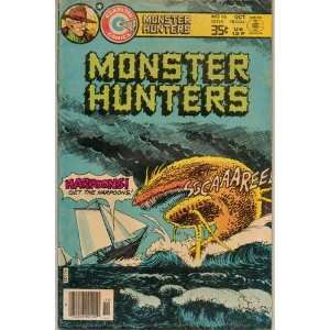 Monster Hunters No. 16