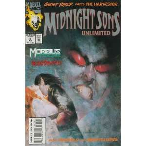 Midnight Sons Unlimited (1993) # 2: Books