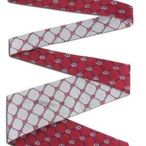 St. Louis Cardinals Home and Away Reversible Tie Sports