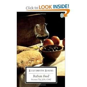 Italian Food (Penguin Classics) [Paperback]