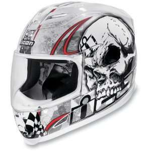 Icon Airframe Death Or Glory Full Face Motorcycle Helmet