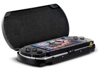 PSP Aluminum Armor Box METAL CASE Blue,Black,Silver NEW