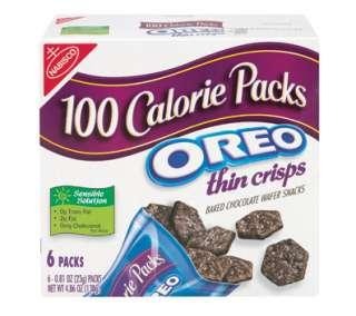 Nabisco 100 Calorie Packs, Oreo