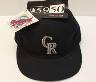 Colorado Rockies Diamond Collection 5959 NEW ERA MLB Fitted Cap Hat