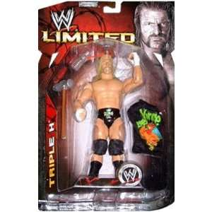 WWE Wrestling Exclusive Action Figure Triple H DX with [Vince Loves