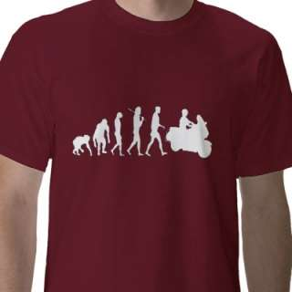 Road safety officer motorcycle traffic cops Evolve Tee Shirt from