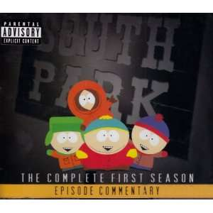 South Park the Complete First Season Episode Commentary