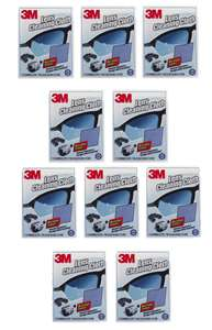 3M MICROFIBER CLEANING CLOTH 10 PACK Lens Electronics Camera