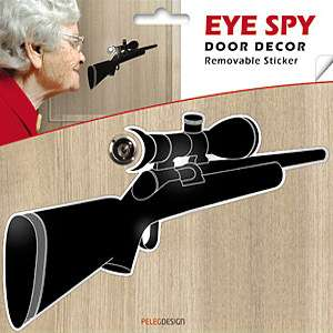 Eye Spy   Peep Hole   Door Stickers  Find Me A Gift