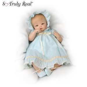 Gabrielle Musical, Movable So Truly Real Baby Doll by Ashton Drake