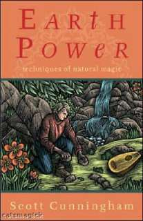 Earth Power: Techniques of Natural Magic by Cunningham 9780875421216